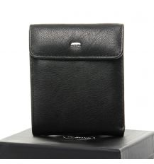 Кошелек Classic кожа DR. BOND M55 black