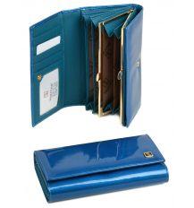Кошелек GOLD кожа BRETTON W34-1 l-blue Распродажа