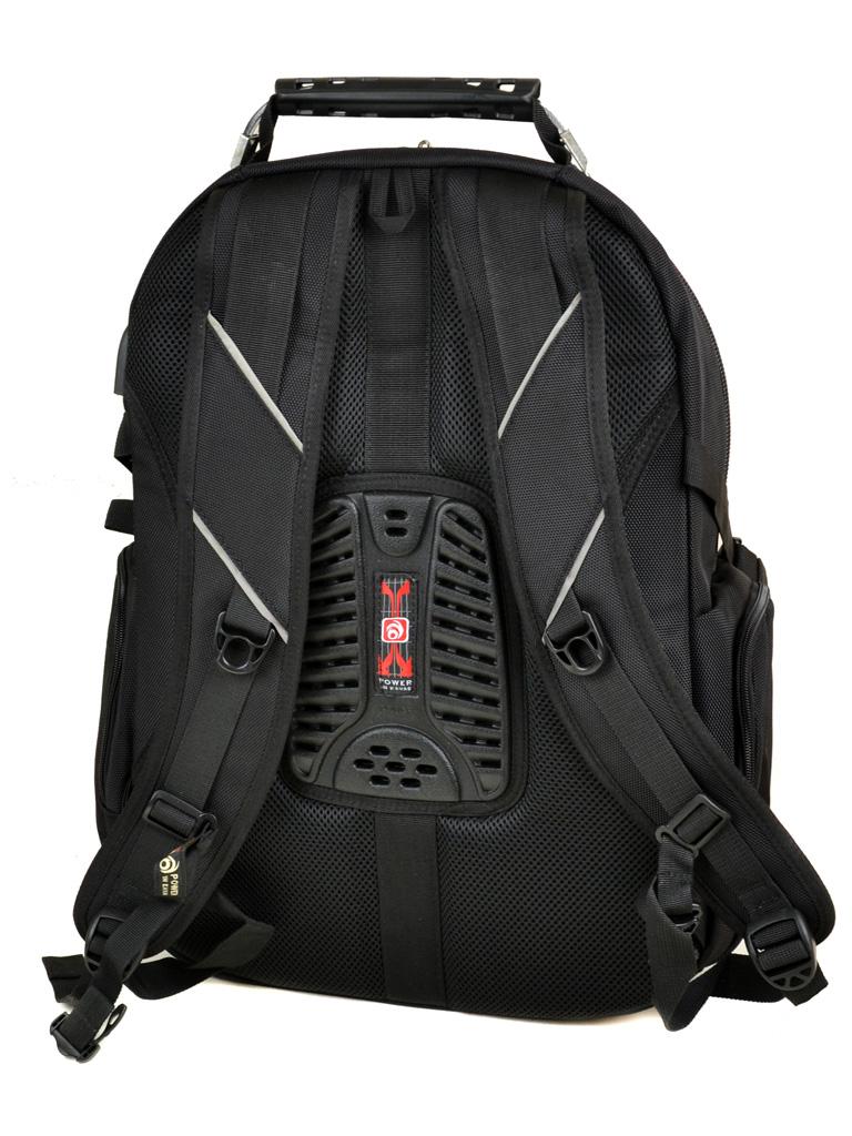 Рюкзак Городской нейлон Power In Eavas 3885 black