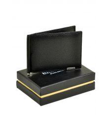 Кошелек CLASSIC. кожа BRETTON М3206 black Распродажа