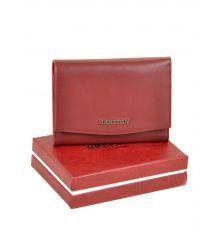 Кошелек Color женский кожаный BRETTON W5458 d-red Распродажа