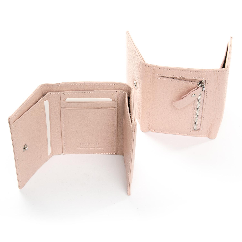 Кошелек Classic кожа DR. BOND WS-6 pink