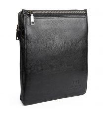 Сумка Мужская Планшет кожаный BRETTON BP 3596-3 black Распродажа