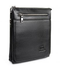 Сумка Мужская Планшет кожаный BRETTON BP 5467-3 black Распродажа