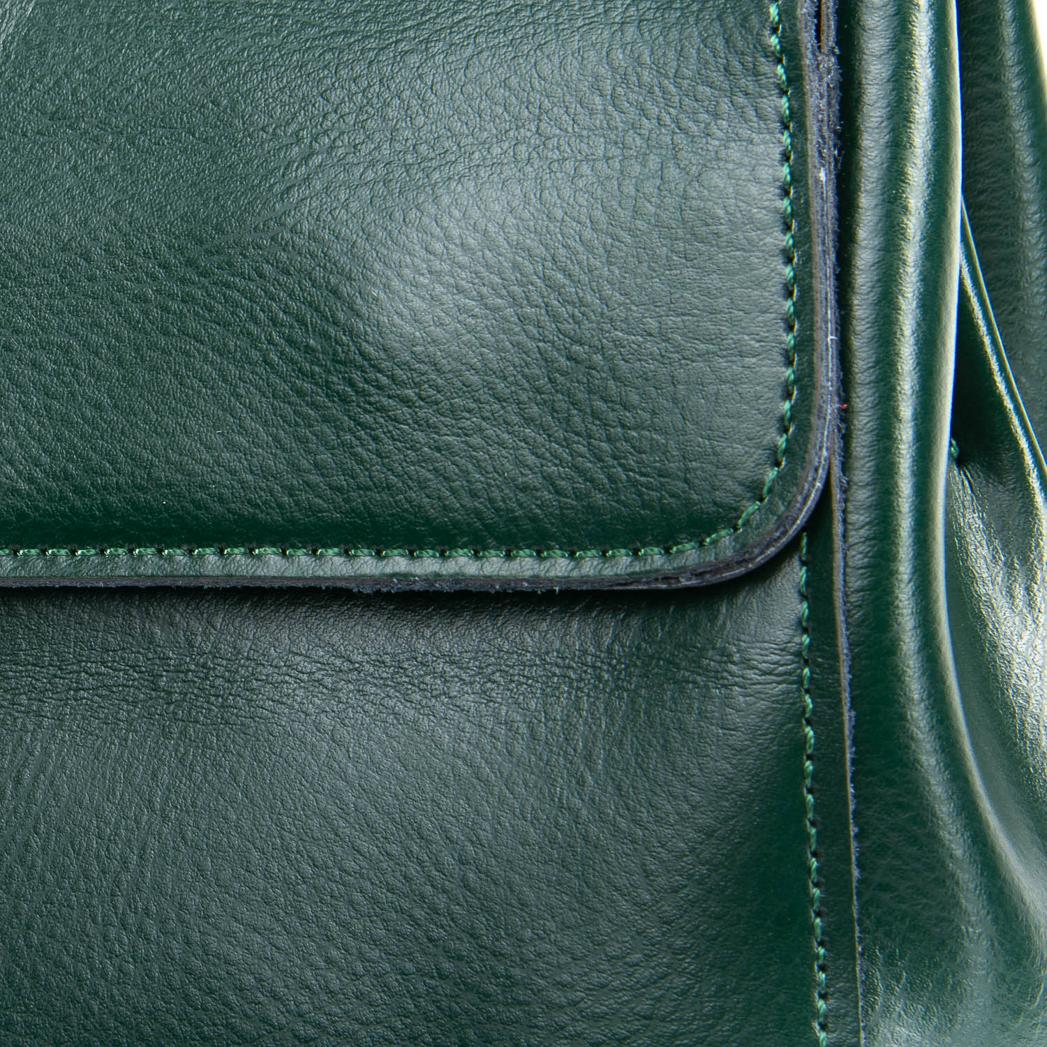 Сумка Женская Классическая кожа ALEX RAI 09-3 9927 green