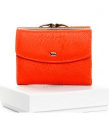 Кошелек Classic кожа DR. BOND WS-11 orange Распродажа