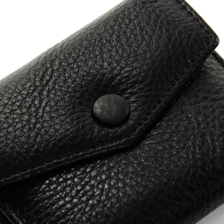 Кошелек Classic кожа DR. BOND WS-20 black
