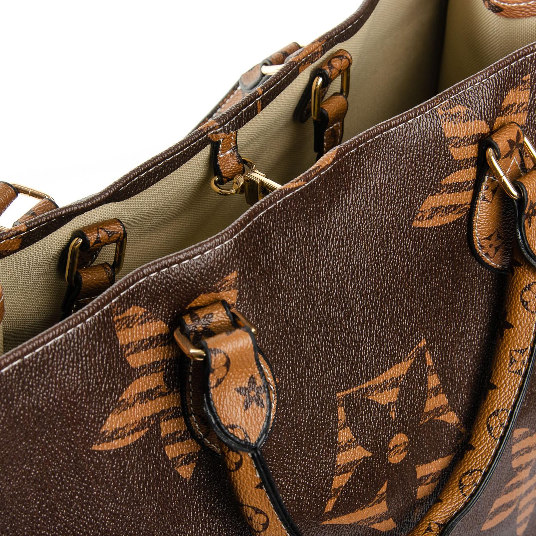 Сумка Женская Классическая иск-кожа FASHION 1-04 19025 brown