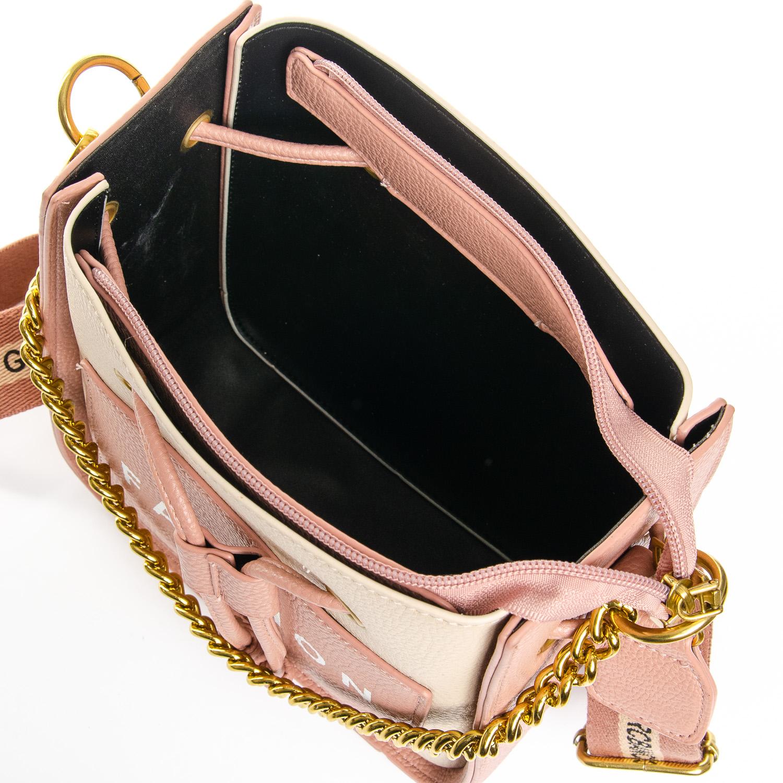Сумка Женская Классическая иск-кожа FASHION 1-04 15082 pink