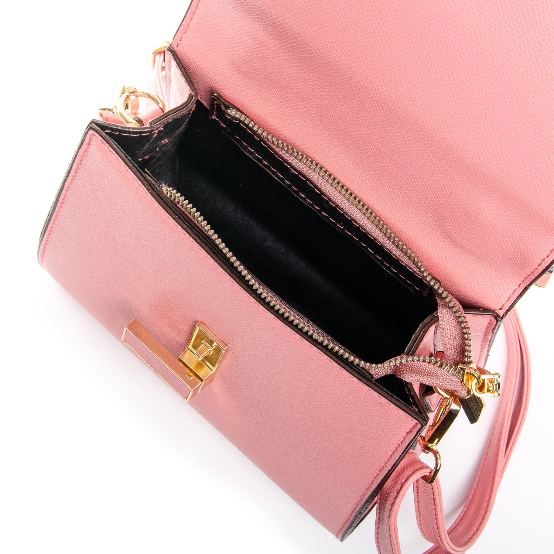 Сумка Женская Классическая иск-кожа FASHION 1-04 5108 pink