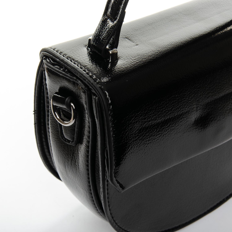 Сумка Женская Клатч иск-кожа FASHION 1-05 5106 black