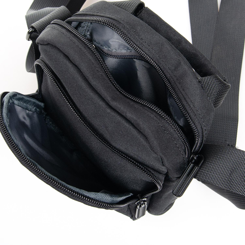 Сумка Мужская Планшет нейлон Lanpad 6290 black