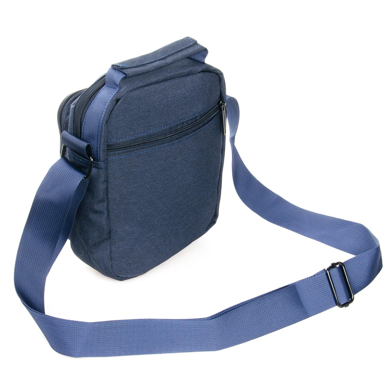 Сумка Мужская Планшет нейлон Lanpad 8174 blue