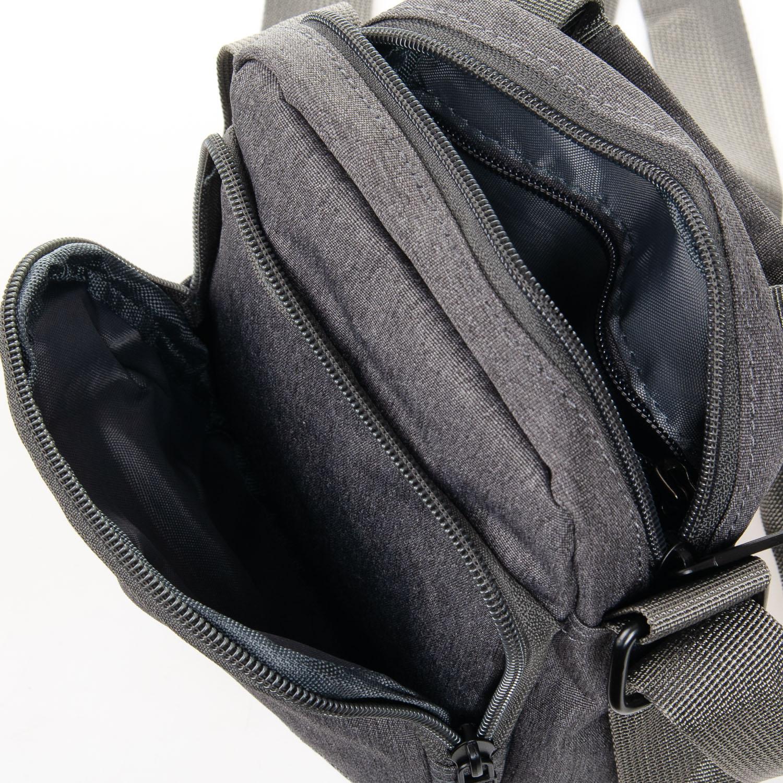 Сумка Мужская Планшет нейлон Lanpad 6290 grey