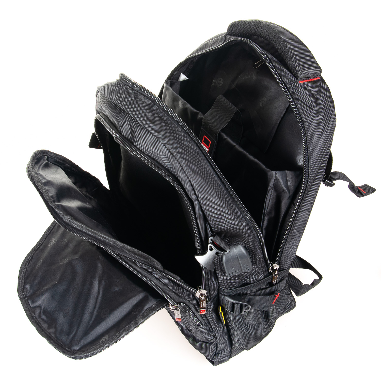 Рюкзак Городской нейлон Power In Eavas 326 black