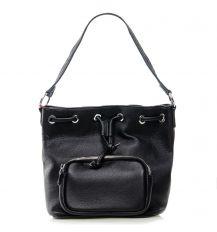 Сумка Женская Классическая кожа ALEX RAI 7-01 7110 black Распродажа