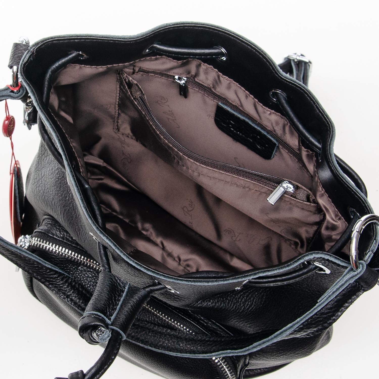 Сумка Женская Классическая кожа ALEX RAI 7-01 7110 black