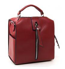 Сумка Женская Классическая иск-кожа FASHION 1-011 6510 red