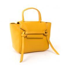 Сумка Женская Классическая иск-кожа FASHION 1-011 8050 yellow