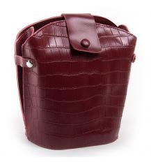 Сумка Женская Классическая кожа ALEX RAI 03-01 2237 red Распродажа