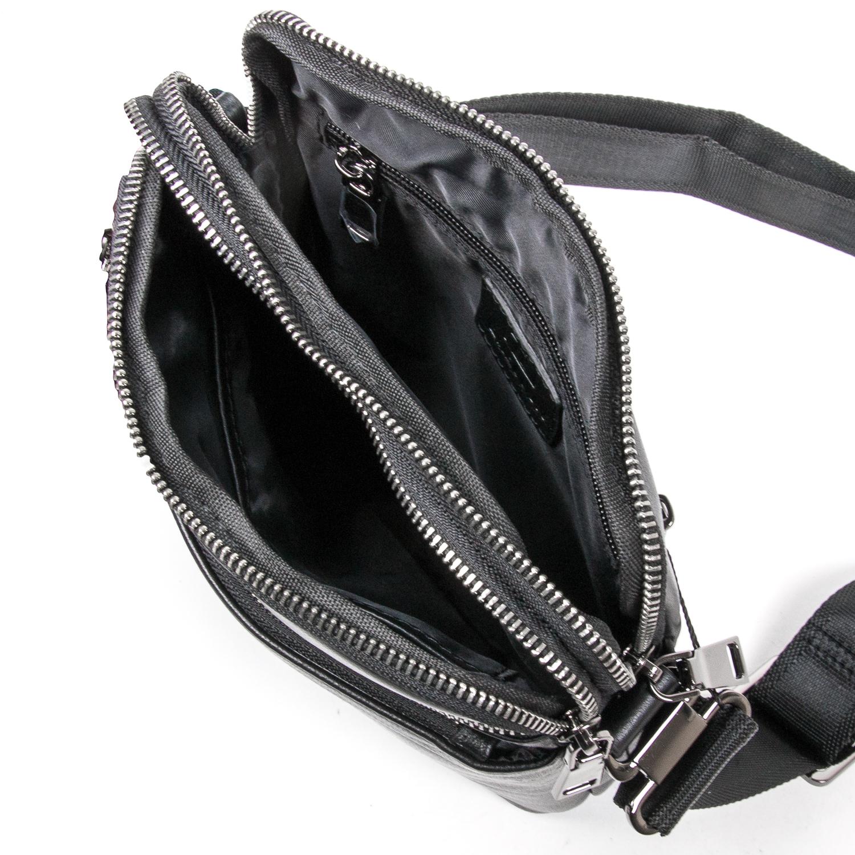 Сумка Мужская Планшет кожаный BRETTON BE N2039-4 black