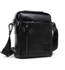 Сумка Мужская Планшет кожаный BRETTON BE N3691-4 black