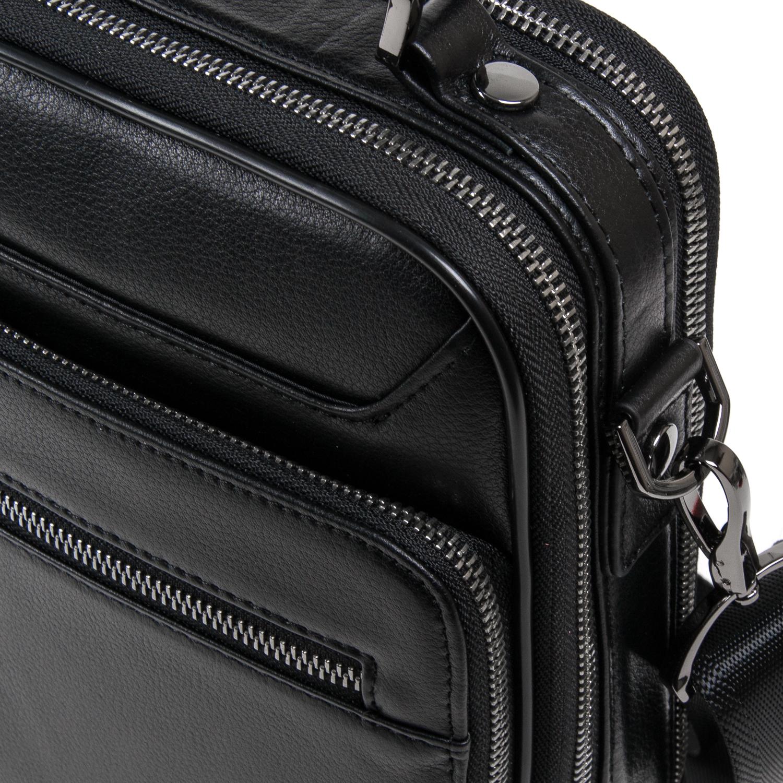 Сумка Мужская Планшет кожаный BRETTON BE N9366-3 black