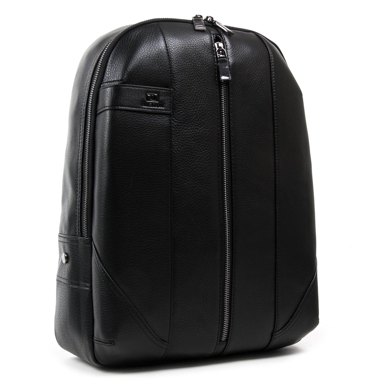 Рюкзак Городской кожаный BRETTON BE 9311-49 black