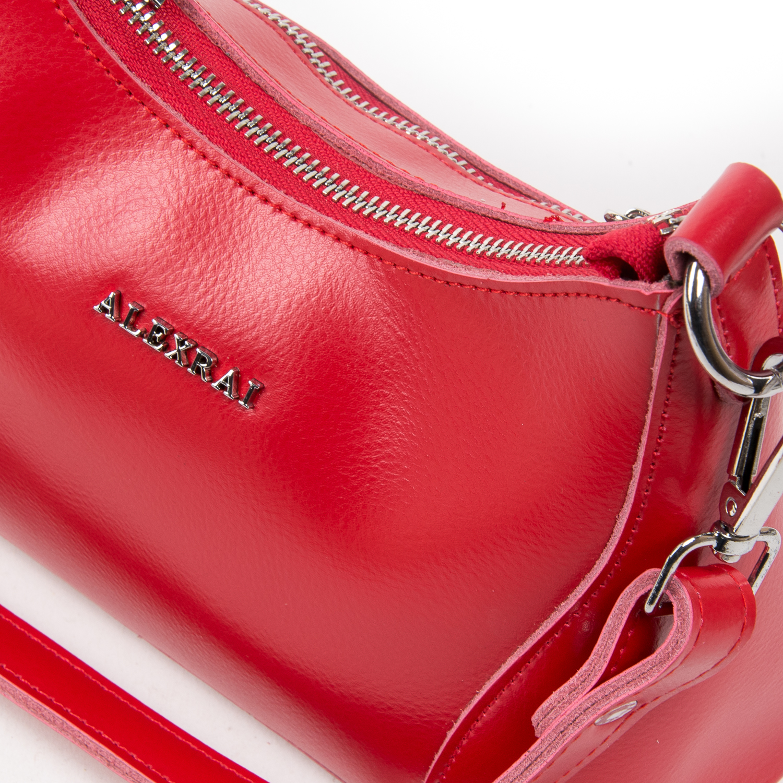 Сумка Женская Классическая кожа ALEX RAI 03-02 2232 red