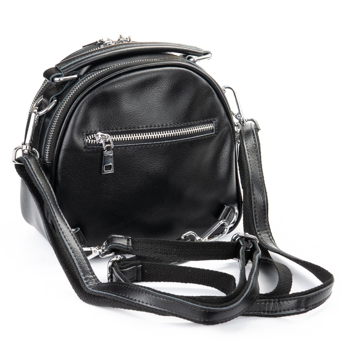 Сумка Женская Классическая кожа ALEX RAI 03-02 339 black