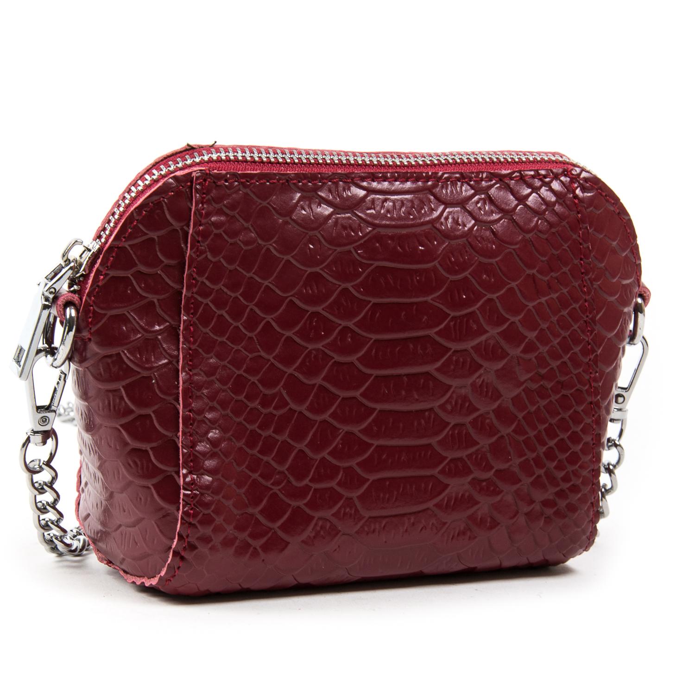 Сумка Женская Классическая кожа ALEX RAI 03-02 6009 l-red