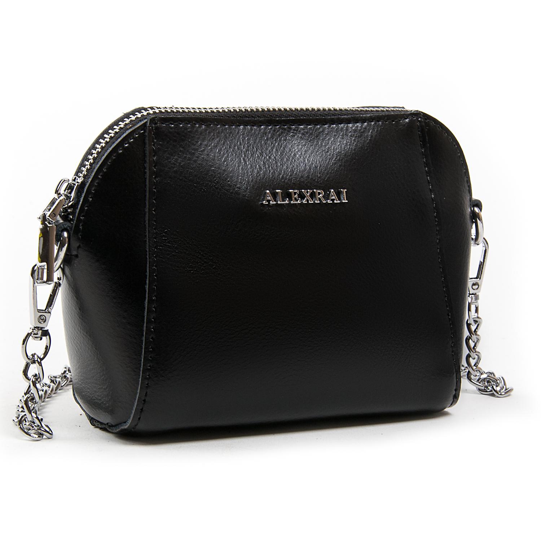 Сумка Женская Классическая кожа ALEX RAI 03-02 8106 black
