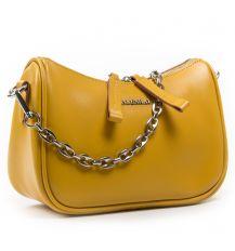 Сумка Женская Классическая кожа ALEX RAI 03-02 8691 yellow Распродажа