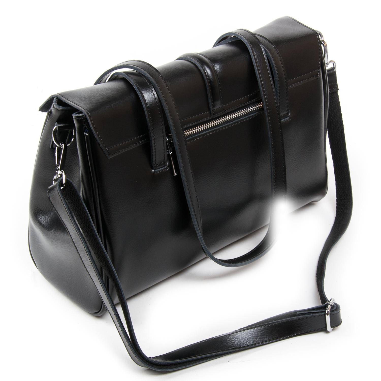 Сумка Женская Классическая кожа ALEX RAI 05-01 8796 black