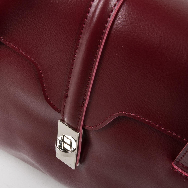 Сумка Женская Классическая кожа ALEX RAI 05-01 8796 light-red