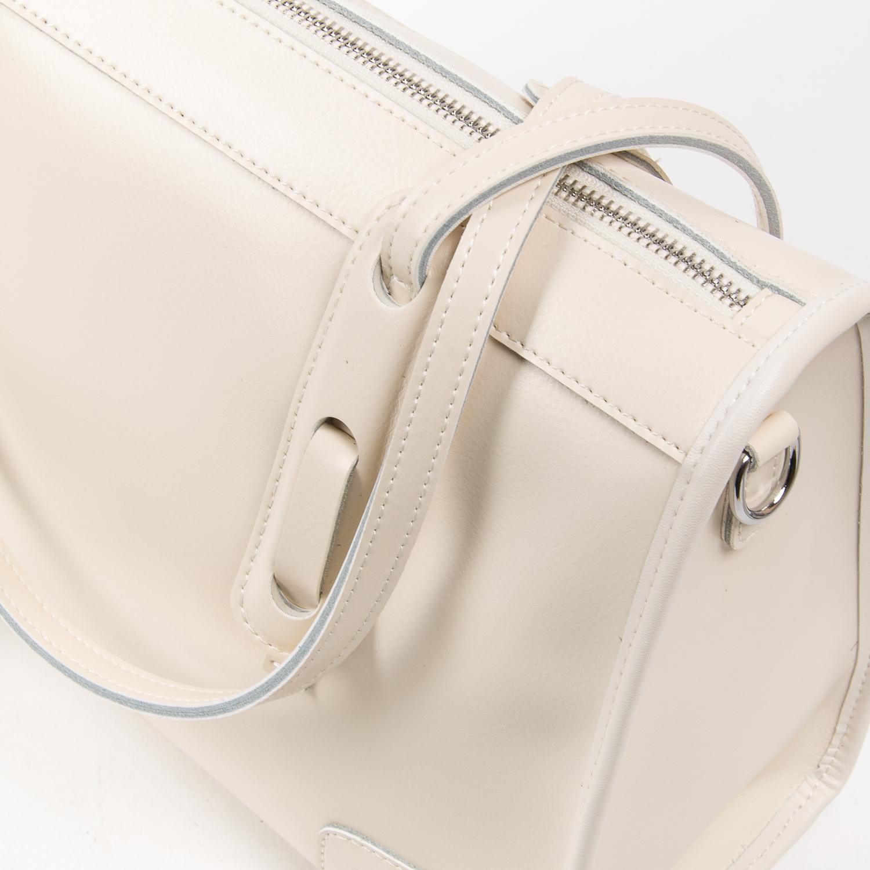 Сумка Женская Классическая кожа ALEX RAI 05-01 8797 L-beige
