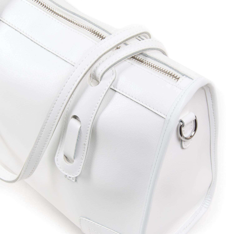 Сумка Женская Классическая кожа ALEX RAI 05-01 8797 white