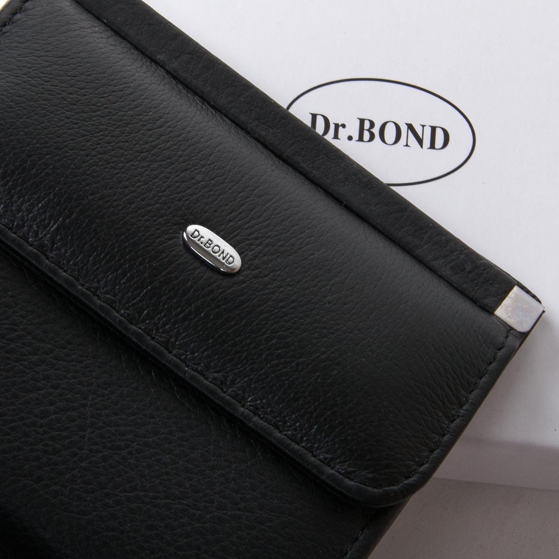 Кошелек Classic кожа DR. BOND WN-3 black