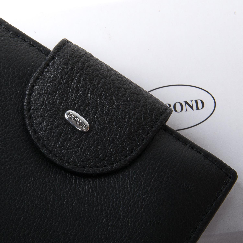 Кошелек Classic кожа DR. BOND WN-6 black