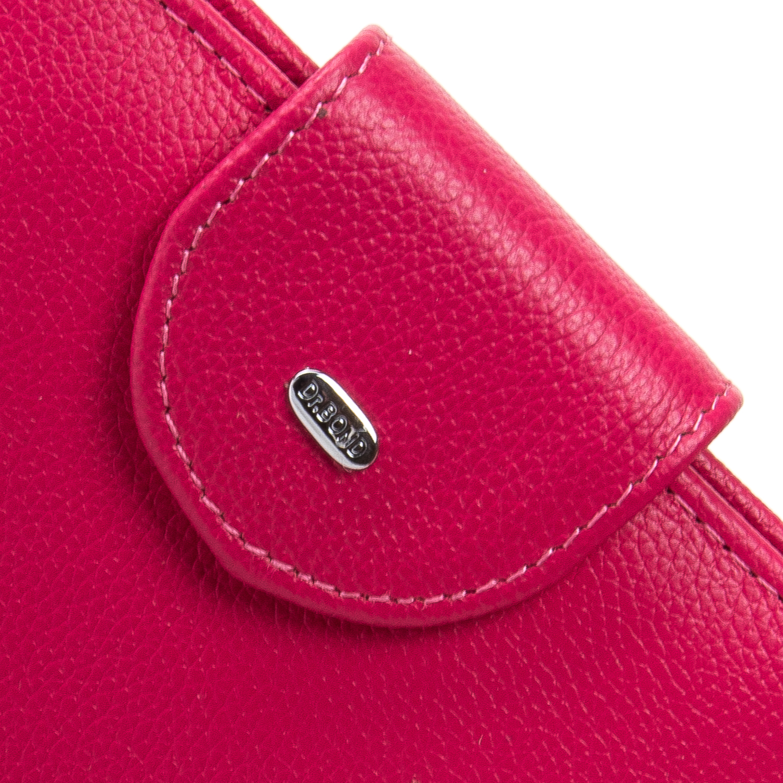 Кошелек Classic кожа DR. BOND WN-6 pink-red