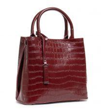 Сумка Женская Классическая кожа ALEX RAI 07-01 1546-1 l-red