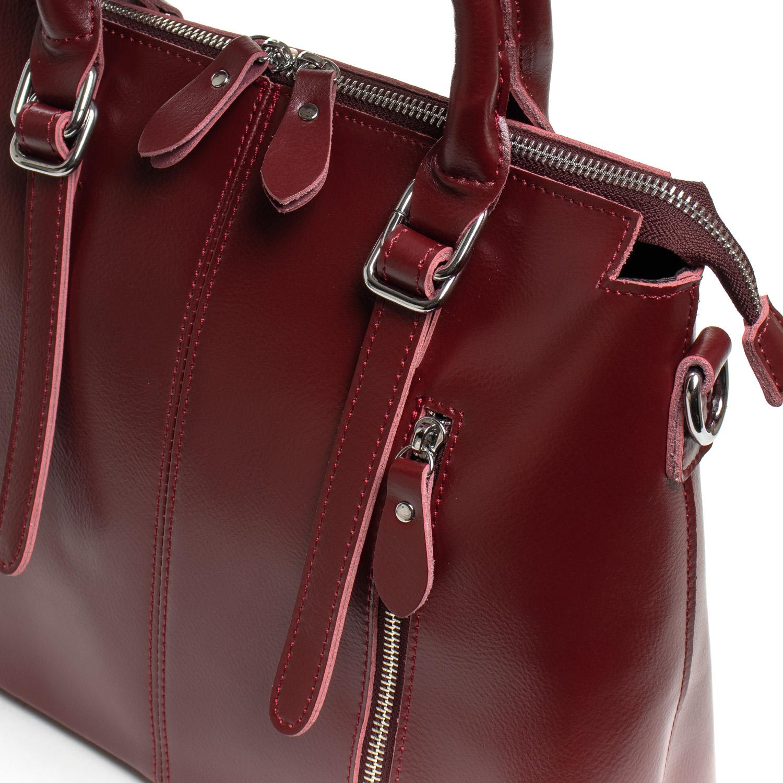 Сумка Женская Классическая кожа ALEX RAI 07-02 330 l-red