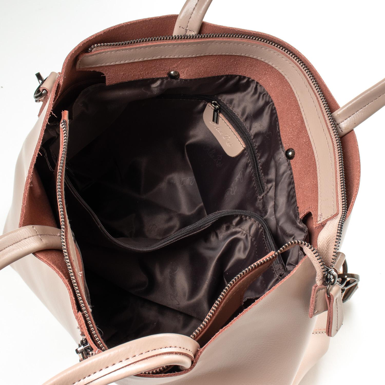 Сумка Женская Классическая кожа ALEX RAI 07-02 8704-220 pink