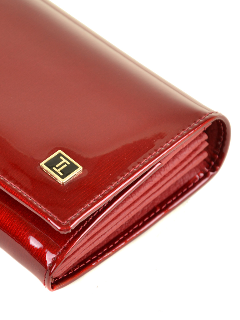 Кошелек Gold кожа BRETTON W501 red