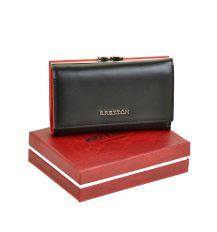 Кошелек Color женский кожаный BRETTON W5520 black Распродажа