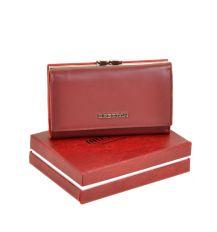 Кошелек Color женский кожаный BRETTON W5520 d-red Распродажа