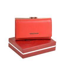 Кошелек Color женский кожаный BRETTON W5520 red Распродажа