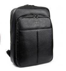 Рюкзак Городской кожаный BRETTON BP 8003-78 black