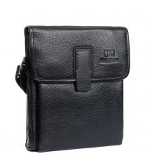 Сумка Мужская Планшет кожаный BRETTON BP 3594-4 black