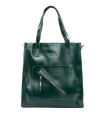 Сумка Женская Классическая кожа ALEX RAI 09-3 9926 green